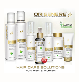 Origenere - Dry/Itchy Scalp Care